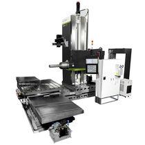 Centro de mandrinado-fresado CNC / horizontal / para pieza de gran tamaño / con mesa giratoria