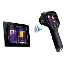 Cámara térmica / de infrarrojos / CCD / de mano