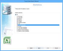 Software de análisis / para informes / de base de datos / de exportación de datos