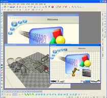 Software de diseño / gráfico / de proceso / de autómata programable