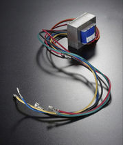 Transformador de aislamiento / laminado / para circuito impreso / monofásico