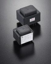 Transformador de potencia / de encapsuladas / para circuito impreso / monofásico