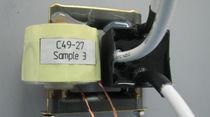 Transformador de potencia / portátil / para circuito impreso / para la electrónica