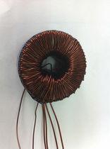 Inductor magnético / con terminales axiales / para la electrónica