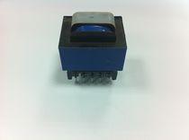 Transformador de potencia / de perfil bajo / para circuito impreso / monofásico