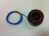 Inductancia magnética / en modo diferencial / moldeada / de filtrado