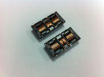 Transformador rectificador / con bobinado de cobre / para circuito impreso