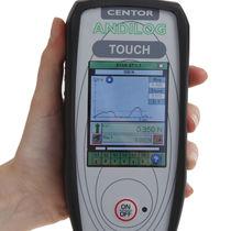 Dinamómetro digital / portátil / tracción compresión / robusto