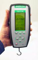 Dinamómetro digital / portátil / tracción compresión