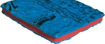 Alfombra antivibración / de elastómero / de EPDM