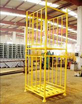 Sistema de estanterías depósito de almacenamiento / para carga pesada / apilable