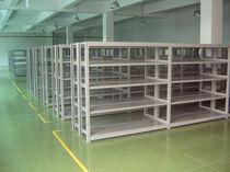 Sistema de estanterías depósito de almacenamiento / para carga mediana / semi-pesada / ajustable