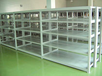 Sistema de estanterías depósito de almacenamiento / para carga ligera / semi-pesada