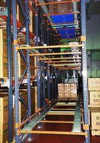 Sistema de estanterías con paleta / para carga mediana / dinámico
