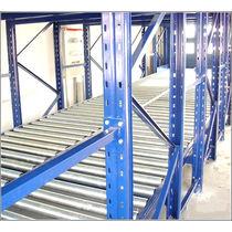 Sistema de estanterías depósito de almacenamiento / para carga mediana / ligero / dinámico