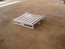 Palé de metal / ISO / de transporte