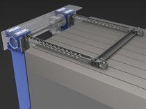 Sistema de transferencia para prensa / de posicionamiento de herramientas