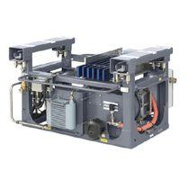 Compresor de aire / estacionario / de motor eléctrico / scroll