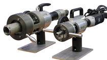 Achaflanadora eléctrica / neumática / portátil / para tubos