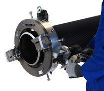 Máquina de corte de acero / de hoja rotativa / neumática
