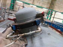 Máquina de corte de acero / de hoja rotativa
