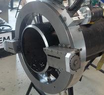 Máquina de corte de hoja rotativa / neumática