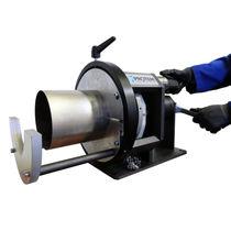Achaflanadora para extremos de tubos / semiautomática