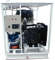Grupo hidráulico con motor diésel
