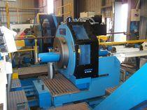 Máquina de corte con control manual / de achaflanado / para extremos de tubos / de alta velocidad