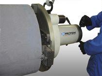 Achaflanadora portátil / para extremos de tubos / para carga pesada