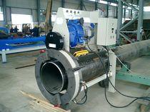 Máquina de corte de metal / por llama / con control manual / de achaflanado