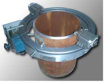 Máquina de corte de acero / con control manual / de achaflanado / para extremos de tubos