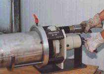 Máquina de corte de metal / de hoja rotativa / de tubos / CNC