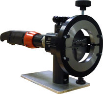 Máquina escariadora de tubos de soldadura