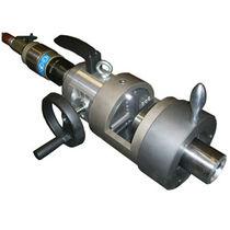 Achaflanadora para extremos de tubos / escariadora