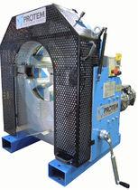 Máquina de corte de acero inoxidable / con control manual / de achaflanado / para extremos de tubos