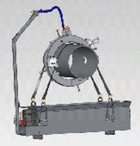 Sistema de lubricación de aceite / centralizado / para achaflanadora / neumático