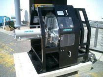 Achaflanadora hidráulica / para conducto
