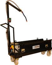 Sistema de lubricación de aceite / centralizado / para achaflanadora