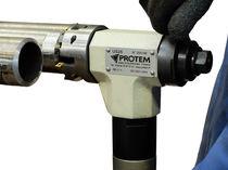 Achaflanadora para extremidades de tubos neumática