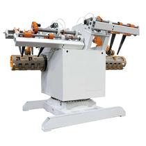 Devanadora motorizada / para alimentación de prensas / doble
