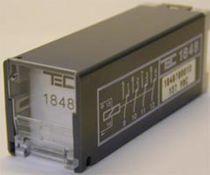 Relé electromecánico 48 V CC / 4NA / enchufable