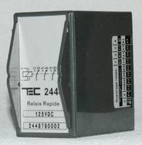 Relé electromecánico 48 V CC / 3NA / enchufable