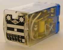 Relé electromecánico 6 V CC / de alta frecuencia / enchufable
