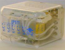 Relé electromecánico DC / enchufable / de potencia