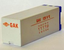 Relé electromecánico 24 V CC / enchufable
