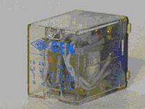 Relé electromecánico DC / enchufable / compacto