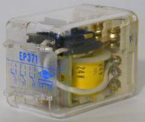 Relé electromecánico 24 V CC / enchufable / de potencia