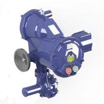 Actuador para válvula motorizado / de vueltas múltiples / antideflagrante / de modulación