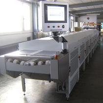 Secador UV / continuo / de revestimiento / evaporador